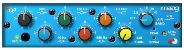 Plugin Alliance Maag EQ4 1.1.2