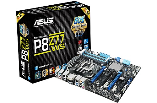 ASUS P8Z77 WS