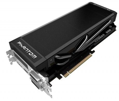 Gainward GeForce GTX 680 with 4 GB