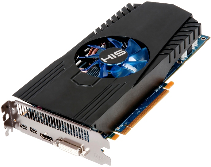 HIS 7870 Fan 2 GB